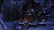 HTTYD Homecoming-The Front of Haddock House