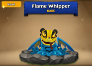 ROB-Flame Whipper Hatchling