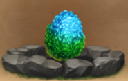 Yawnckle Egg