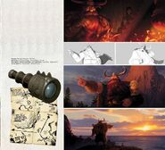 The Art of How to Train Your Dragon The Hidden World - 54