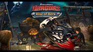 DreamWorks Dragons Rise of Berk Happy Dreadfall!