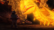Snotlout's Fireworm Queen 249