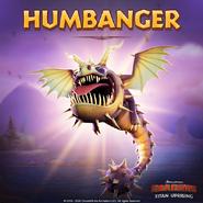 TU-Humbanger Event Ad