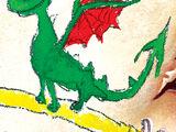 Common or Garden Dragon (Books)