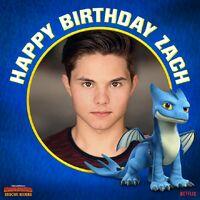 Happy Birthday Zach Callison