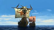 Savage's ship 12