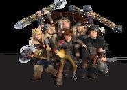 Berk Vikings