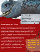 Guide to dragons 2 red death p1