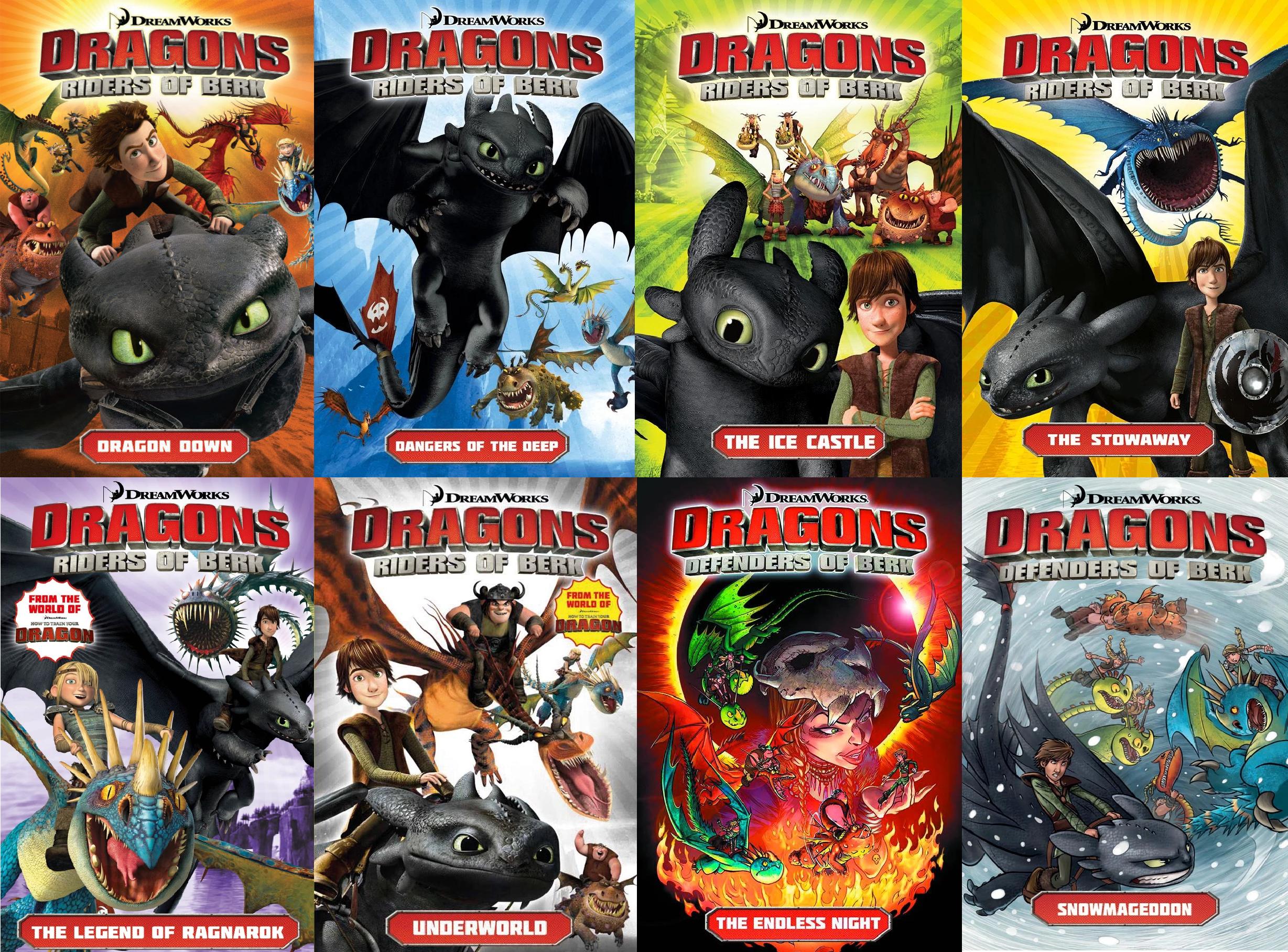 Comics  How to Train Your Dragon Wiki  Fandom