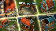ROB-Building Upgrades