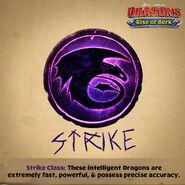 Strike classRoB