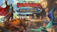DreamWorks Dragons Rise of Berk Titan Update
