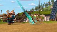 HM - Summer saving Duggard from the wheel