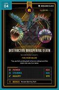 Level4 design whispering death