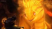 Snotlout's Fireworm Queen 254