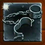 Tusk Chain Cuffs