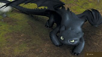 Night Fury How To Train Your Dragon Wiki Fandom