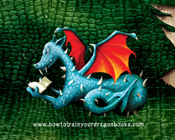 Click here to view more images from A Hero's Guide to Deadly Dragons.