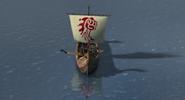 Dragon Hunters Ballista ship