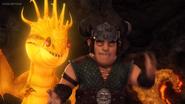 Snotlout's Fireworm Queen 279