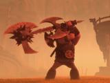 Mace-Axe-Sword