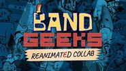 SpongeBob Band Geeks Reanimated Collab