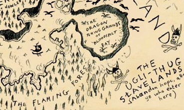 Ugli-Thug Slavelands (Books)