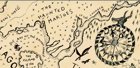 Haunted Marshes (Books)