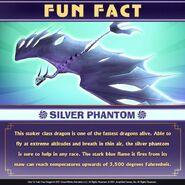 SOD-Fun Fact Silver Phantom