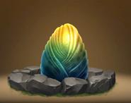 Monstrous Nightmare Egg