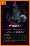 Toothless Card Game