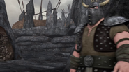 DOB - One of Dagur's soldiers walking by