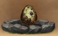 Seedling Prickleboggle Egg