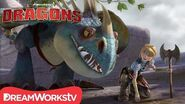 How to Tame Super Smart Tracker Dragons HOW TO TRAIN YOUR DRAGON