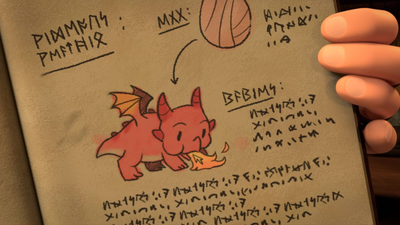 Dragon Diary
