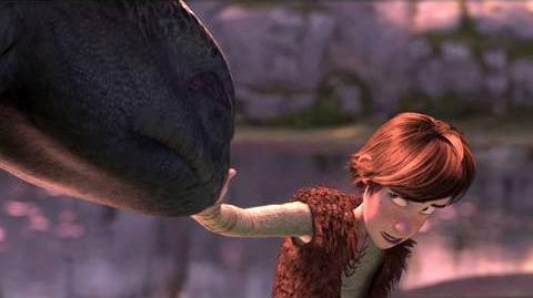 'How to Train Your Dragon' Trailer HD