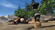 Hiccup's leg saves them