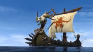 Savage's ship 2