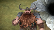 Squinting Stoick in BBB