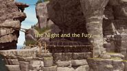 The Night and the Fury title card