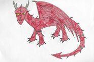Red Flameswirl