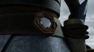 The lens on the belt