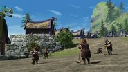 Beserker Island village 2