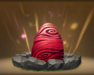 Torch's Mother Egg