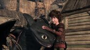 HiccupandToothless