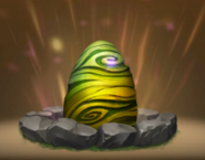 Torch's Brother Egg