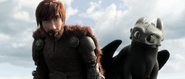 Hiccup Toothless Older HTTYD3