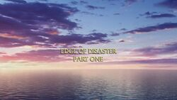 Click here to view more images from Edge of Disaster, Part 1.