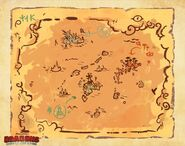 Dawn of New Riders World Map
