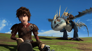 Hiccup after the event 2